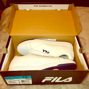 NWT FILA Classics Women's Shoe Size 10